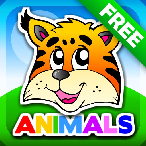 Abby - Animals - Memory Games For Kids HD Free