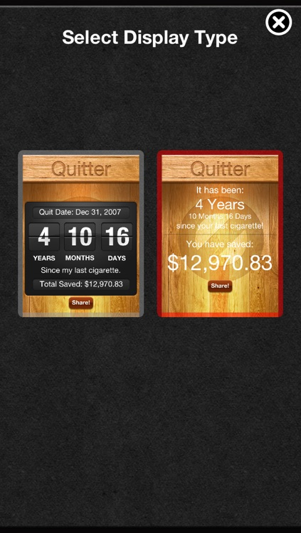 Quitter screenshot-3