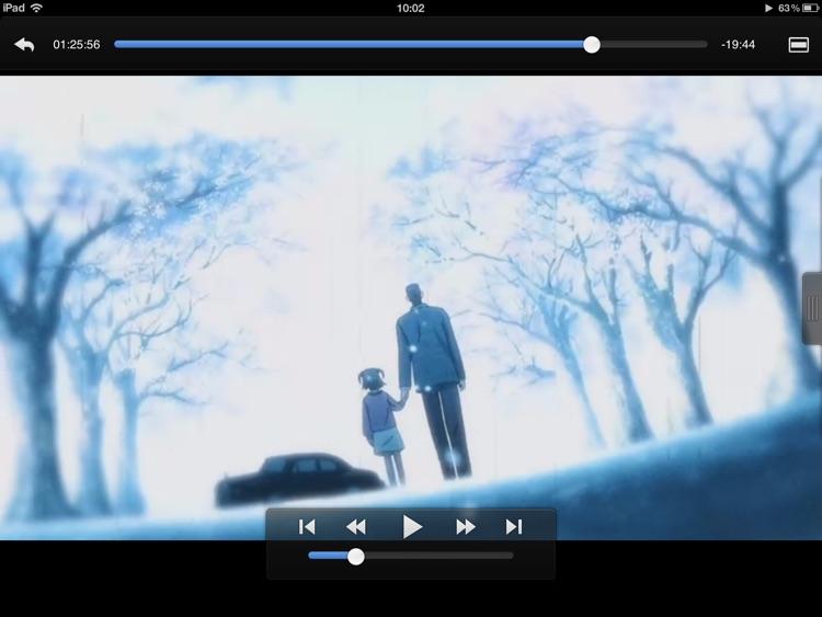 QQ影音HD screenshot-3