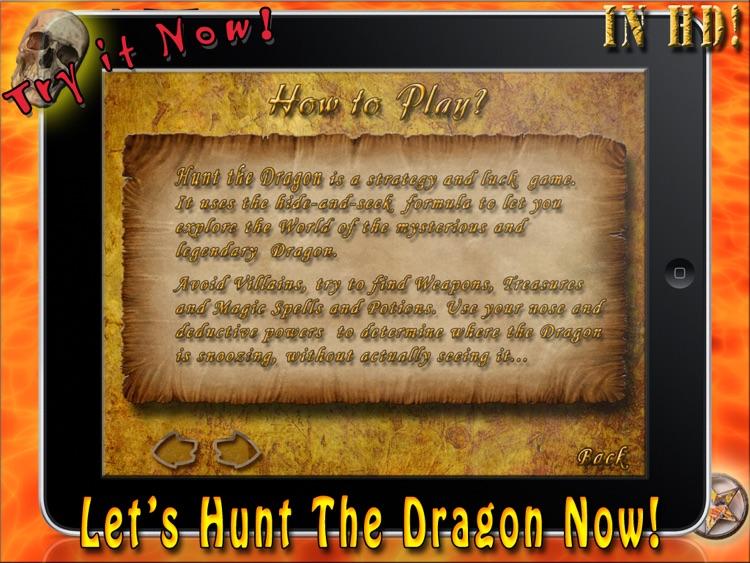 Hunt The Dragon HD screenshot-4