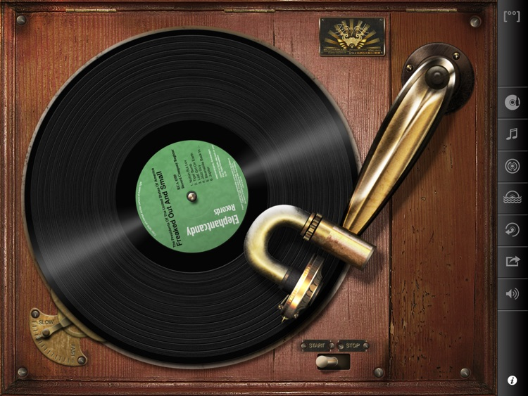Vinyl - the Real Record Player