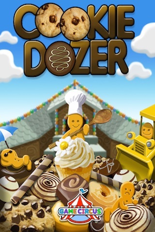 Cookie Dozer ScreenShot0