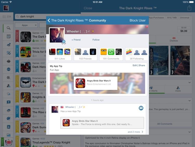 AppZapp HD Pro - daily new Apps, best hot deals & free Apps screenshot-3