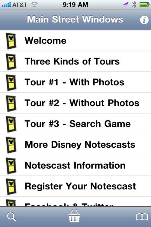 Walt Disney World - Main Street Windows screenshot-3