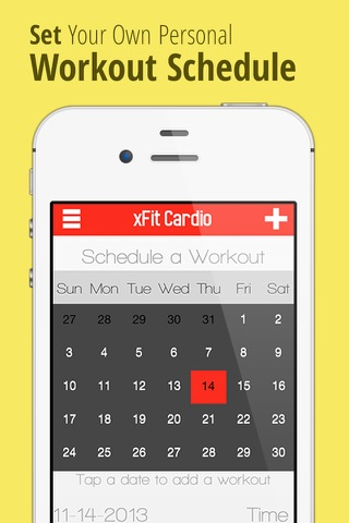 xFit Cardio – Daily Workout to Lose Belly Fat and Gain Endurance screenshot 4