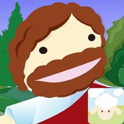 小羊聖經-耶穌受洗