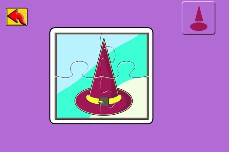 Toddler Puzzle Shapes screenshot-3