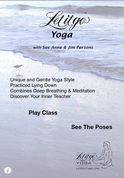 Let It Go Yoga