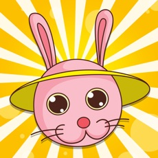 Activities of Active Easter! Learning games and puzzles for children age 2-5: Learn with bunny, eggs and rabbit