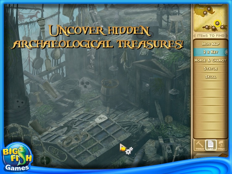 Adventure Chronicles: The Search for Lost Treasure HD (Full) screenshot-4