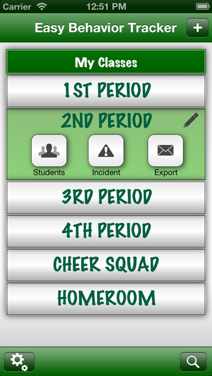 Easy Behavior Tracker for Teachers