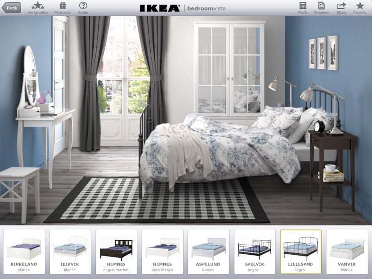 IKEA Bedroom Vista screenshot-3