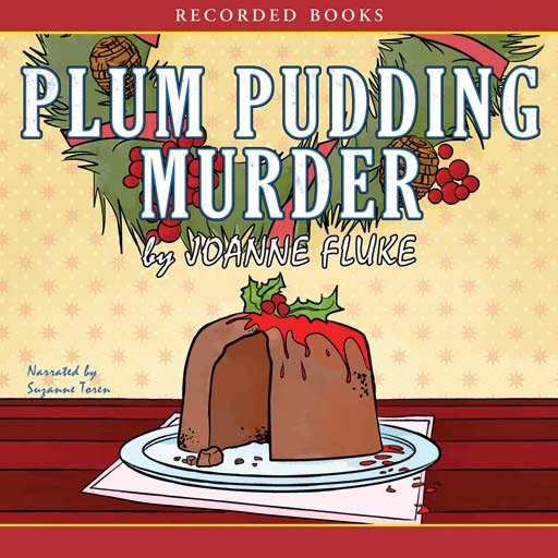 Plum Pudding Murder (Audiobook)