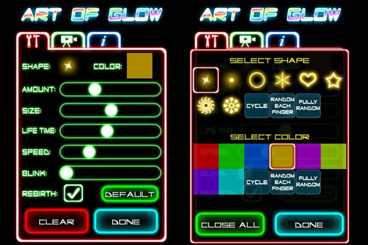 Art Of Glow screenshot-3