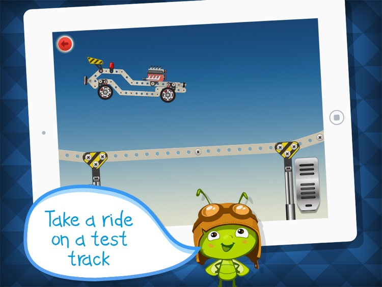 Construct a Car - Create Vehicles Puzzle Game & Driving Simulator - by A+ Kids Apps & Educational Games