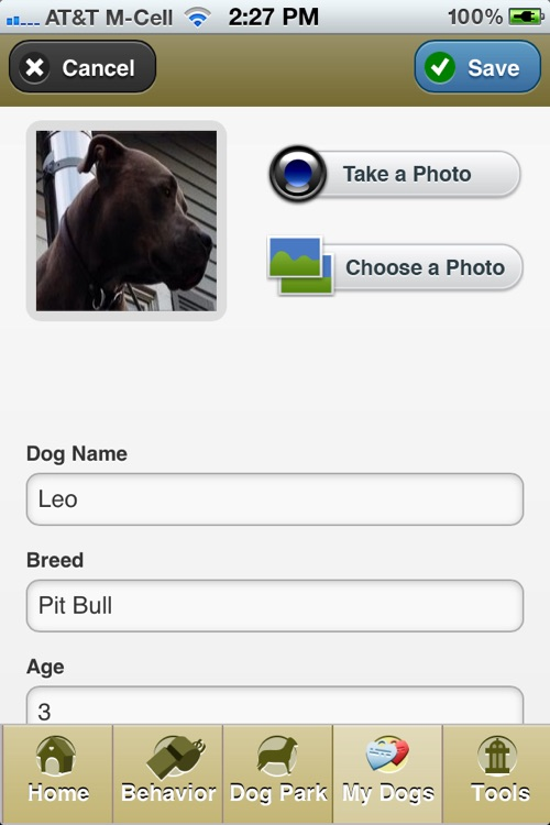 Dog Park Assistant screenshot-3
