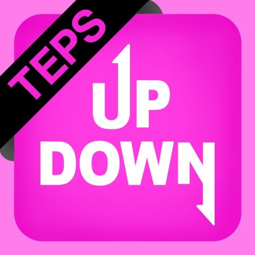 업다운-텝스 영단어 (UPDOWN TEPS vocabulary)