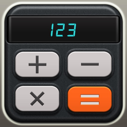 Calculator X Free - Beautiful Classic Designs