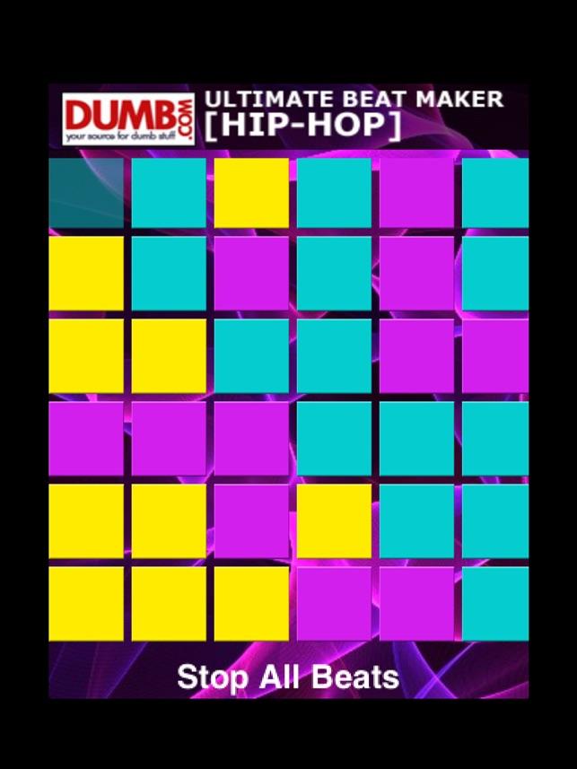 Dumb com Ultimate Beat Maker [Hip-hop] HD on the App Store