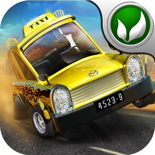 Whacksy Taxi - HD
