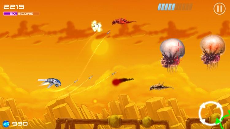 JAM: Jets Aliens Missiles screenshot-4