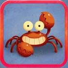 Littlest Sea Monsters Adventure: Crush It! icon