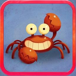 Littlest Sea Monsters Adventure: Crush It!
