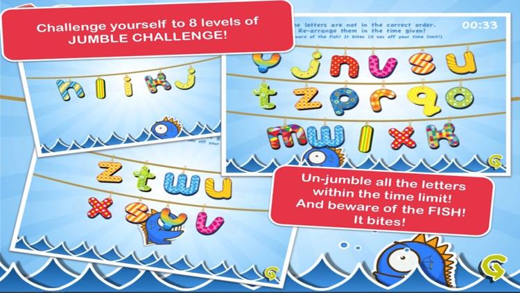 Alphabet Jumbled screenshot-4