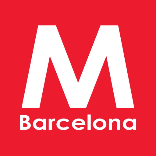 Barcelona Subway for iPad icon