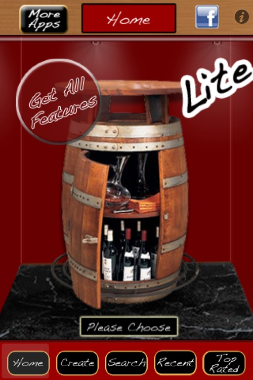 iWine Journal Lite - Save, Rate, and Share Your Wine!