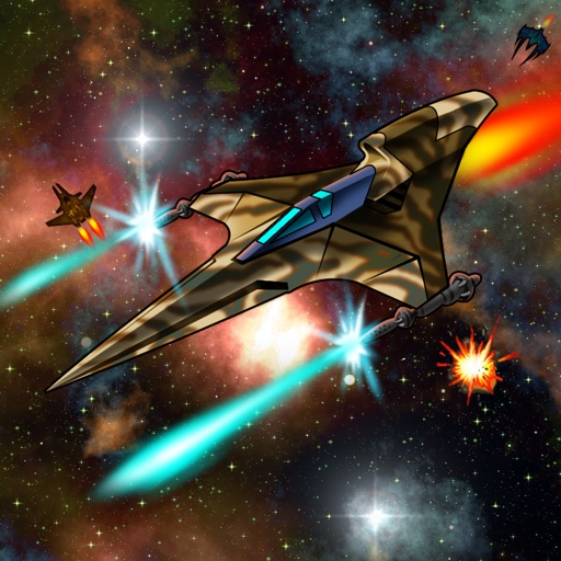 Blast Plane Space Fighter - Protect The Galaxy