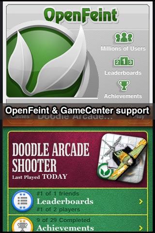 Doodle Arcade Shooter screenshot-4