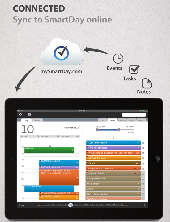 SmartPad Organizer screenshot-2