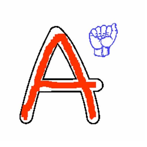 Alphabet Tracer icon