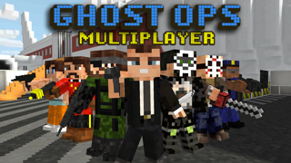 Block Gun 3D: Ghost Ops - Multiplayer Mini FPS Game