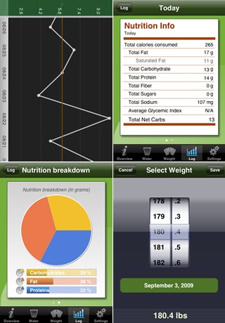 Low Carb Diet Assistant screenshot-4