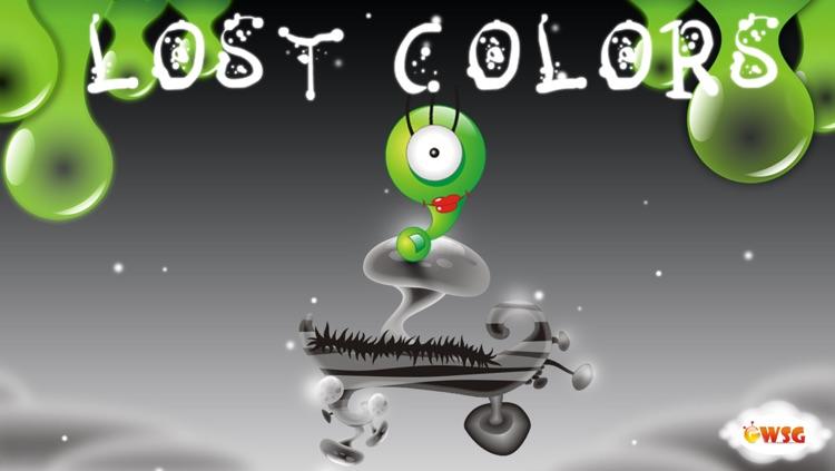 Lost Colors: world of secrets