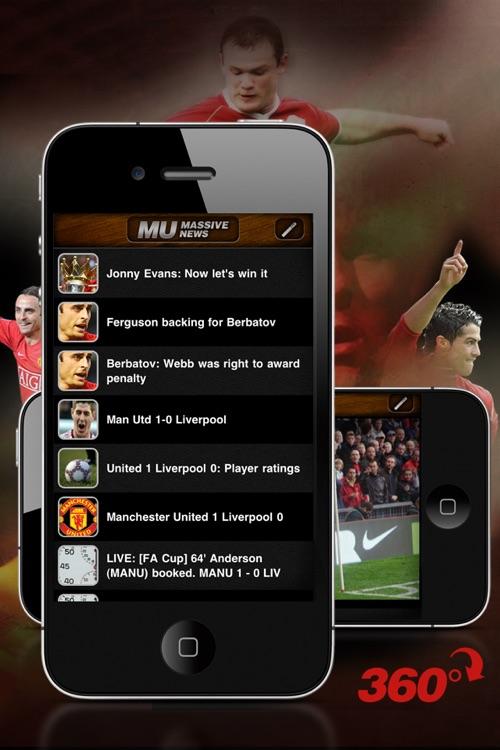 Manchester United Massive