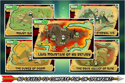 BowQuest: PandaMania Lite! screenshot-4