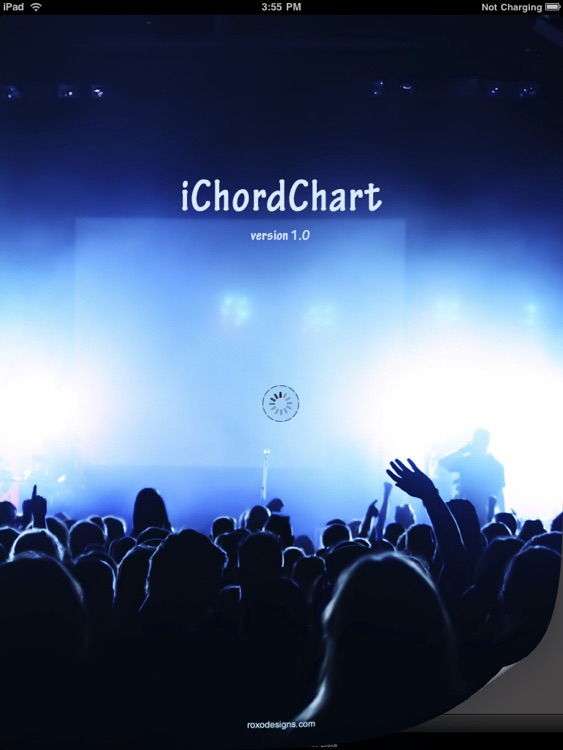 iChordChart screenshot-0