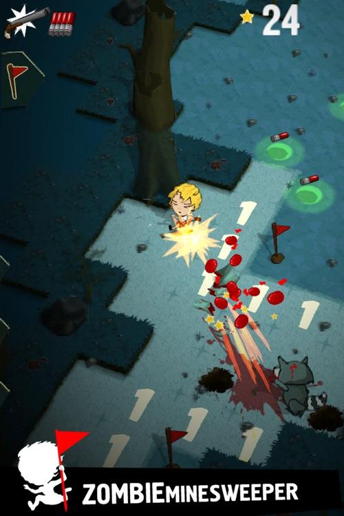 Zombie Minesweeper screenshot-3