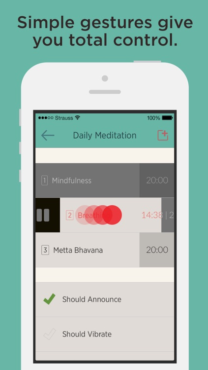 Timerlist - An Interval Timer for Yoga, Running, Cooking, Meditation, Workouts, Training, Practice Tests, and Much More