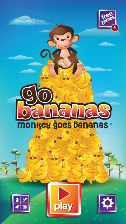 Go Bananas Pro - Sling Shot Money Fun Game