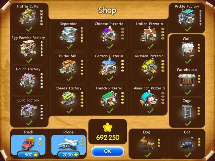 Farm Frenzy 2: Pizza Party HD screenshot-4