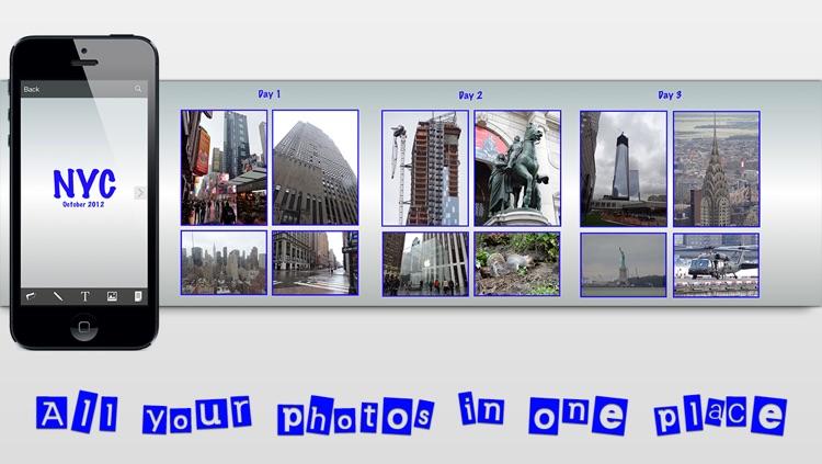 Panoramic Collage Creator