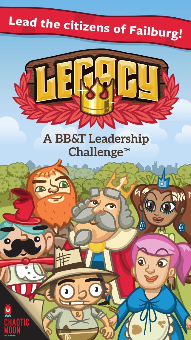 点击获取LEGACY: A BB&T Leadership Challenge