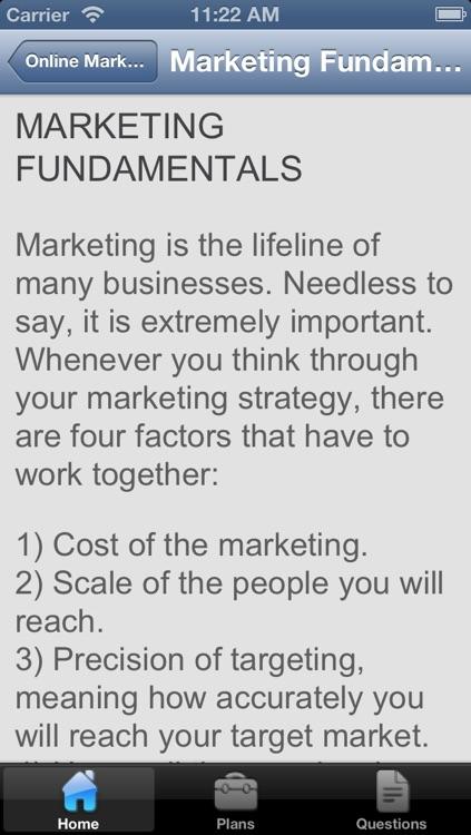 Online Marketing & Advertising Strategy screenshot-4