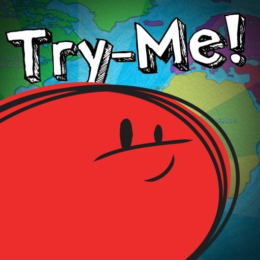 Geo-Me! Try-Me!