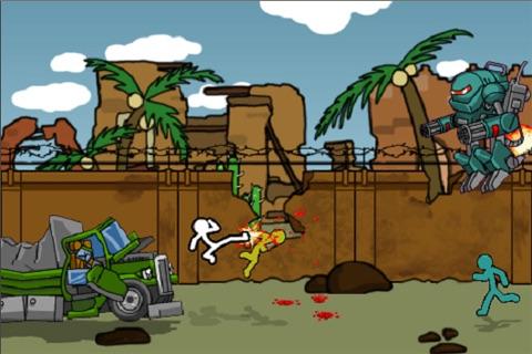 AngerOfStick2: Jump Jump Screenshot