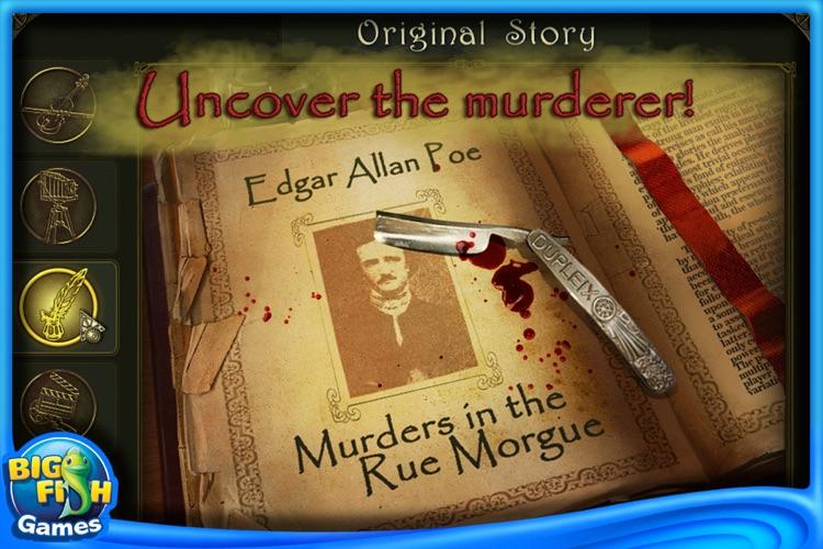 Dark Tales - Edgar Allan Poes Murder in the Rue Morgue (Full) screenshot-4